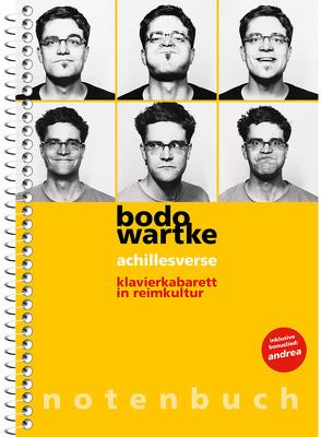 Achillesverse von Wartke,  Bodo