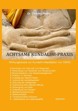Achtsame Kundalini-Praxis von Pfeifer,  Dr. Dwariko