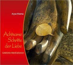 Achtsame Schritte der Liebe – CD von Khema,  Ayya