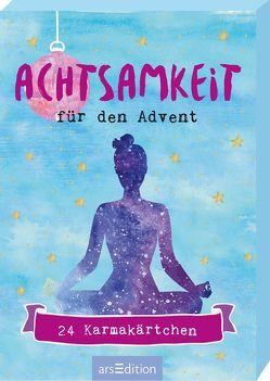 Achtsamkeit für den Advent – 24 Karmakärtchen