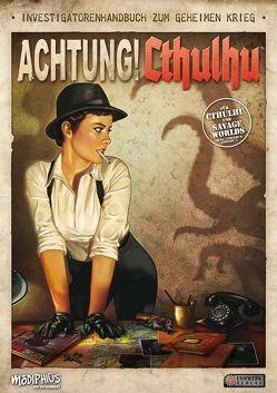 Achtung! Cthulhu – Investigatorenhandbuch