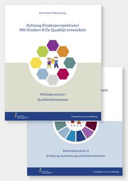 Achtung Kinderperspektiven! Mit Kindern KiTa-Qualität entwickeln – Methodenschatz I und II