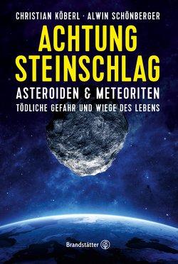 Achtung Steinschlag! von Köberl,  Christian, Schönberger,  Alwin
