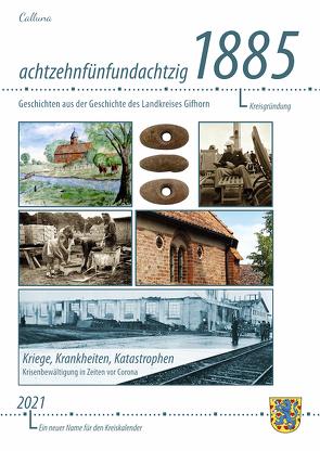 achtzehnfünfundachtzig 1885 – Ausgabe 2021