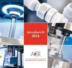 ACR-Jahresbericht 2016 – Austrian Cooperative Research