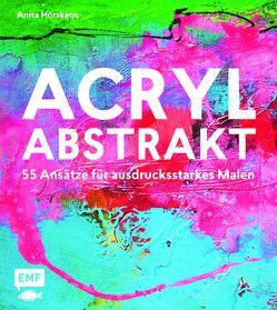 Acryl abstrakt von Hörskens,  Anita