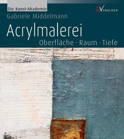 Acrylmalerei von Middelmann,  Gabriele