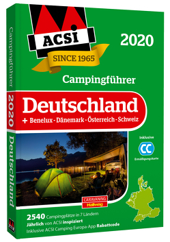 ACSI Campingführer Deutschland 2020 von Feyerabend,  Kai