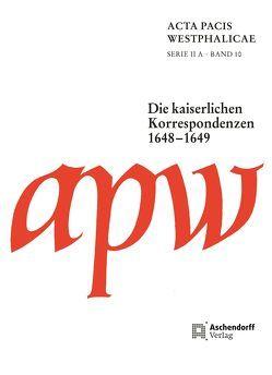 Acta Pacis Westphalicae von Goetze,  Dorothee
