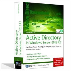 Active Directory in Windows Server 2012 R2 von Westbrook,  Carlo