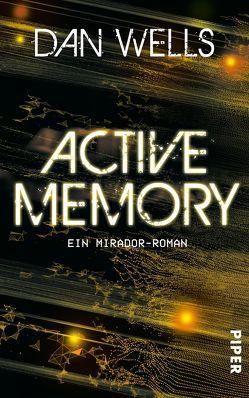 Active Memory von Langowski,  Jürgen, Wells,  Dan