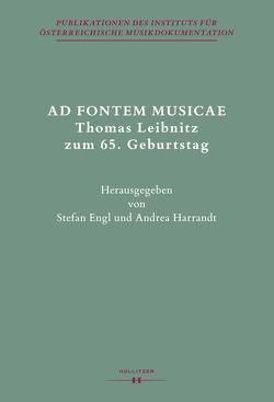 AD FONTEM MUSICAE von Engl,  Stefan, Harrandt,  Andrea