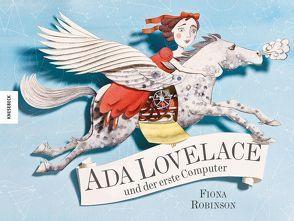 Ada Lovelace und der erste Computer von Dahl,  Shawn, Müller,  Carolin, Robinson,  Fiona