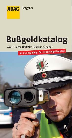 ADAC Bußgeldkatalog, 16. Auflage