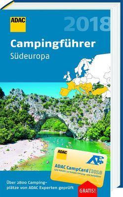 ADAC Campingführer Süd 2018