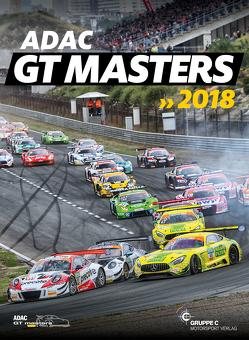 ADAC GT Masters 2018 von Runschke,  Oliver, Upietz,  Tim