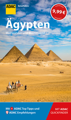 ADAC Reiseführer Ägypten von Marot,  Jan