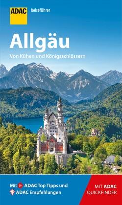 ADAC Reiseführer Allgäu von Kettl-Römer,  Barbara, Schnurrer,  Elisabeth