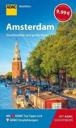 ADAC Reiseführer Amsterdam von Johnen,  Ralf