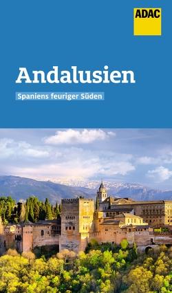 ADAC Reiseführer Andalusien von Marot,  Jan