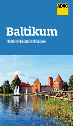 ADAC Reiseführer Baltikum von Kalimullin,  Robert