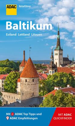 ADAC Reiseführer Baltikum von Hamel,  Christine, Kalimullin,  Robert