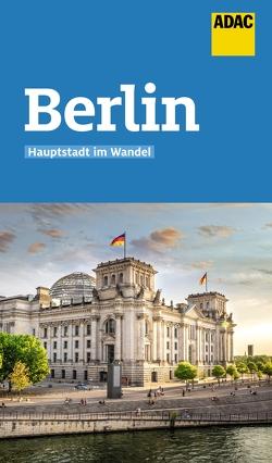 ADAC Reiseführer Berlin von Miethig,  Martina