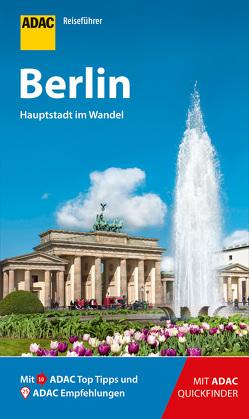 ADAC Reiseführer Berlin von Krause,  Ulrike, Miethig,  Martina