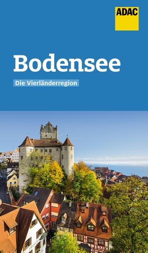 ADAC Reiseführer Bodensee von Philipp,  Margrit