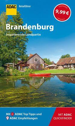 ADAC Reiseführer Brandenburg von Rechenbach,  Bärbel