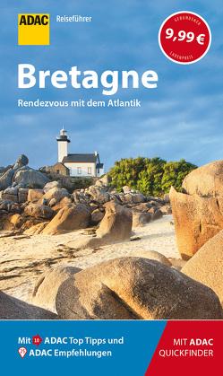 ADAC Reiseführer Bretagne von Maier-Solgk,  Frank
