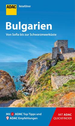 ADAC Reiseführer Bulgarien von Hasenöhrl,  Antoniya, Köthe,  Friedrich, Schetar-Köthe,  Daniela
