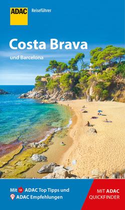 ADAC Reiseführer Costa Brava von Macher,  Julia