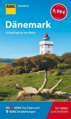 ADAC Reiseführer Dänemark von Jürgens,  Alexander