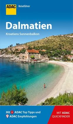 ADAC Reiseführer Dalmatien von Wengert,  Veronika