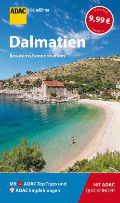 ADAC Reiseführer Dalmatien von Lukac,  Katarina