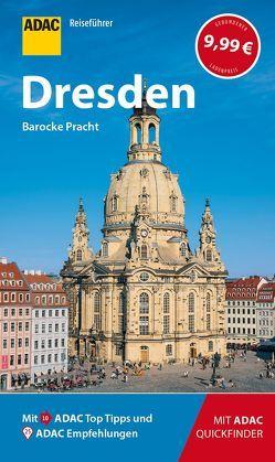 ADAC Reiseführer Dresden von Pinck,  Axel, Schnurrer,  Elisabeth