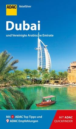 ADAC Reiseführer Dubai und Vereinigte Arabische Emirate von Neuschäffer,  Henning, Schnurrer,  Elisabeth