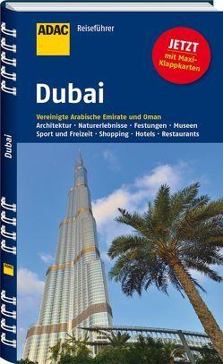 ADAC Reiseführer Dubai von Schnurrer,  Elisabeth