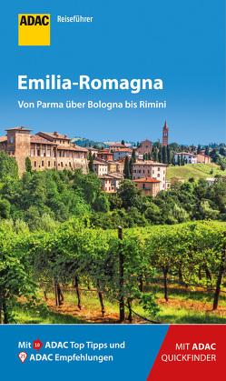 ADAC Reiseführer Emilia-Romagna von Claus,  Stefanie