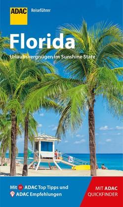 ADAC Reiseführer Florida von Johnen,  Ralf
