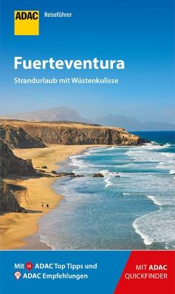 ADAC Reiseführer Fuerteventura von May,  Sabine
