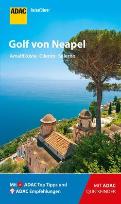 ADAC Reiseführer Golf von Neapel von Buommino,  Stefanie
