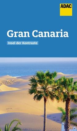 ADAC Reiseführer Gran Canaria von May,  Sabine