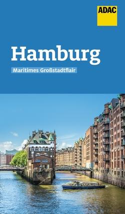 ADAC Reiseführer Hamburg von Dohnke,  Kay