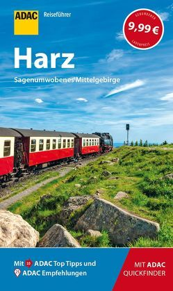 ADAC Reiseführer Harz von Diers,  Knut, Pinck,  Axel