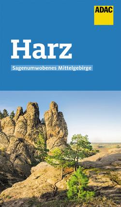 ADAC Reiseführer Harz von Diers,  Knut