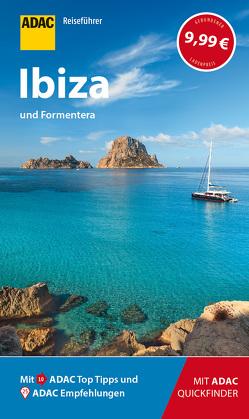 ADAC Reiseführer Ibiza und Formentera von Lendt,  Christine