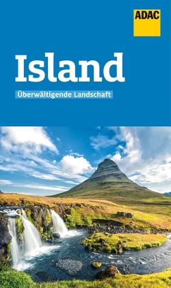 ADAC Reiseführer Island von Bierbaum,  Bernd