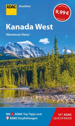 ADAC Reiseführer Kanada West von Schnurrer,  Elisabeth